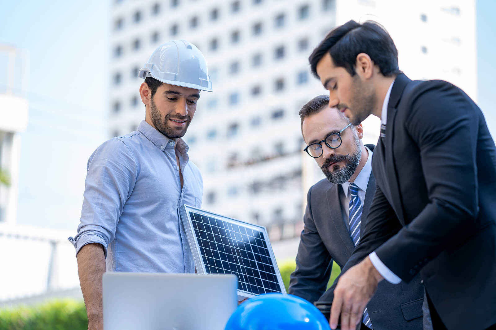 Are Solar Panels Right For My Business